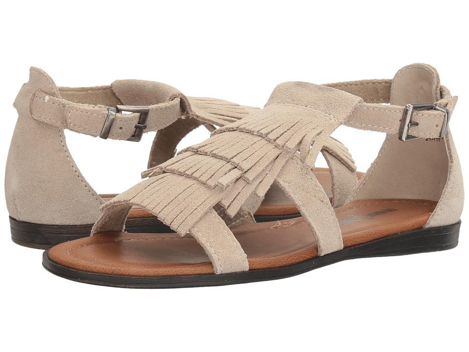 Minnetonka - Maui (Stone Suede) Women's Sandals