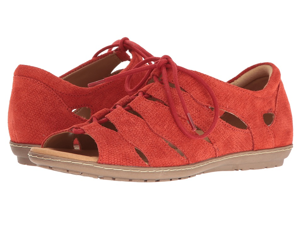 Earth - Plover (Red) Women's Sandals