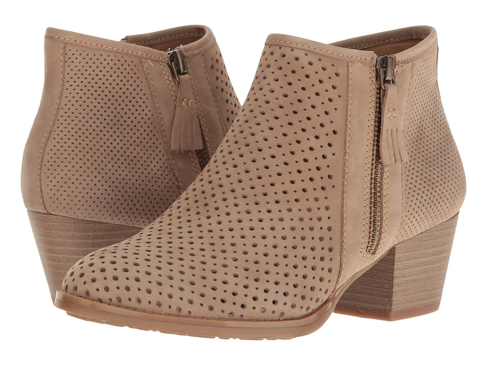 Earth - Pineberry (Stone Soft Buck) Women's Boots