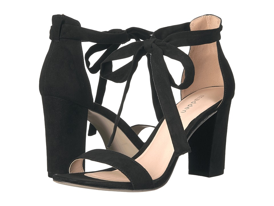 Madden Girl - Bonniie (Black Fabric) High Heels
