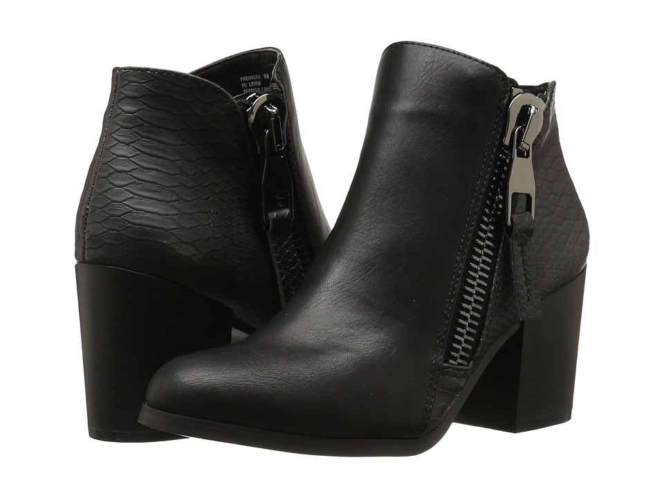 Madden Girl - Pheonixx (Black Paris) Women's Boots