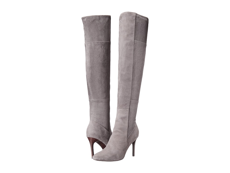 Cole Haan - Emilee Over the Knee Boot (Gray) Women's Shoes