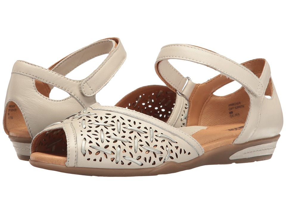 Earth Pangea (Off-White Soft Leather) Women