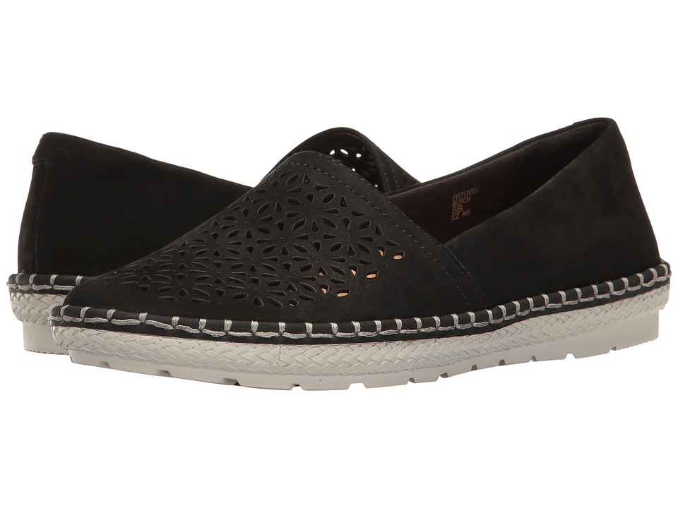 Earth Artemis (Black Suede) Women's Shoes