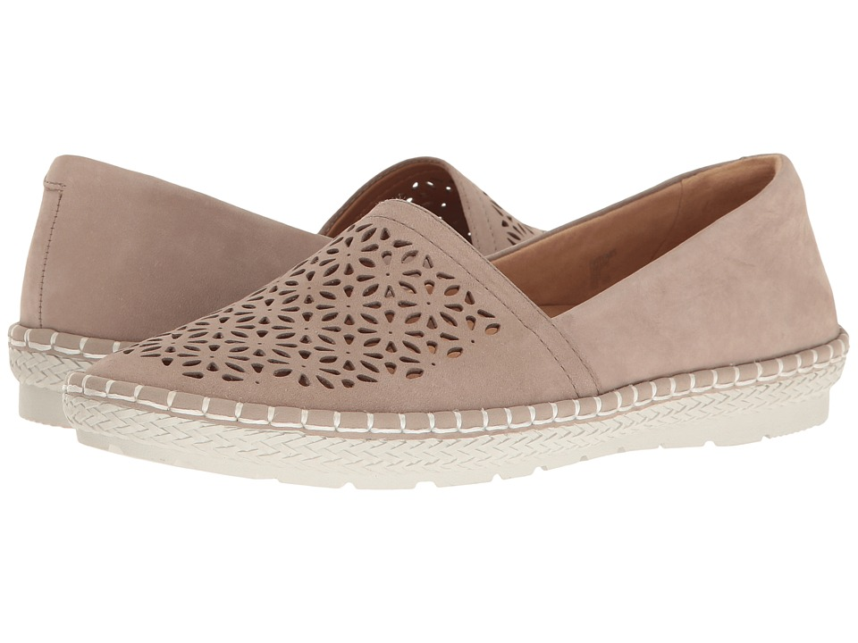 Earth - Artemis (Taupe Soft Buck) Women's Shoes