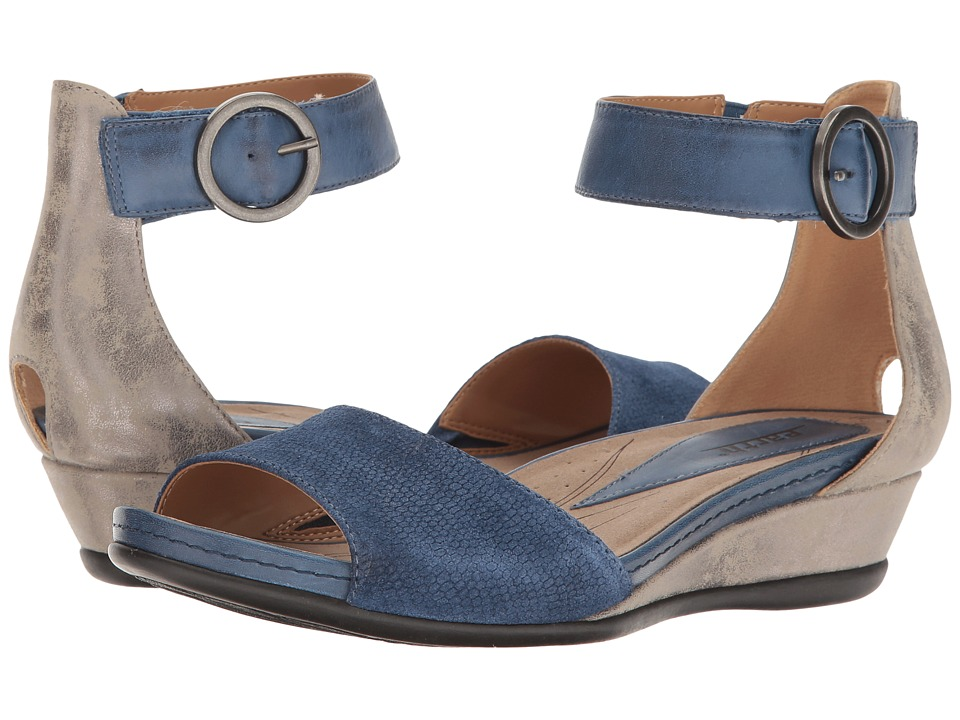 Earth - Hera (Royal Blue Nubuck) Women's Shoes
