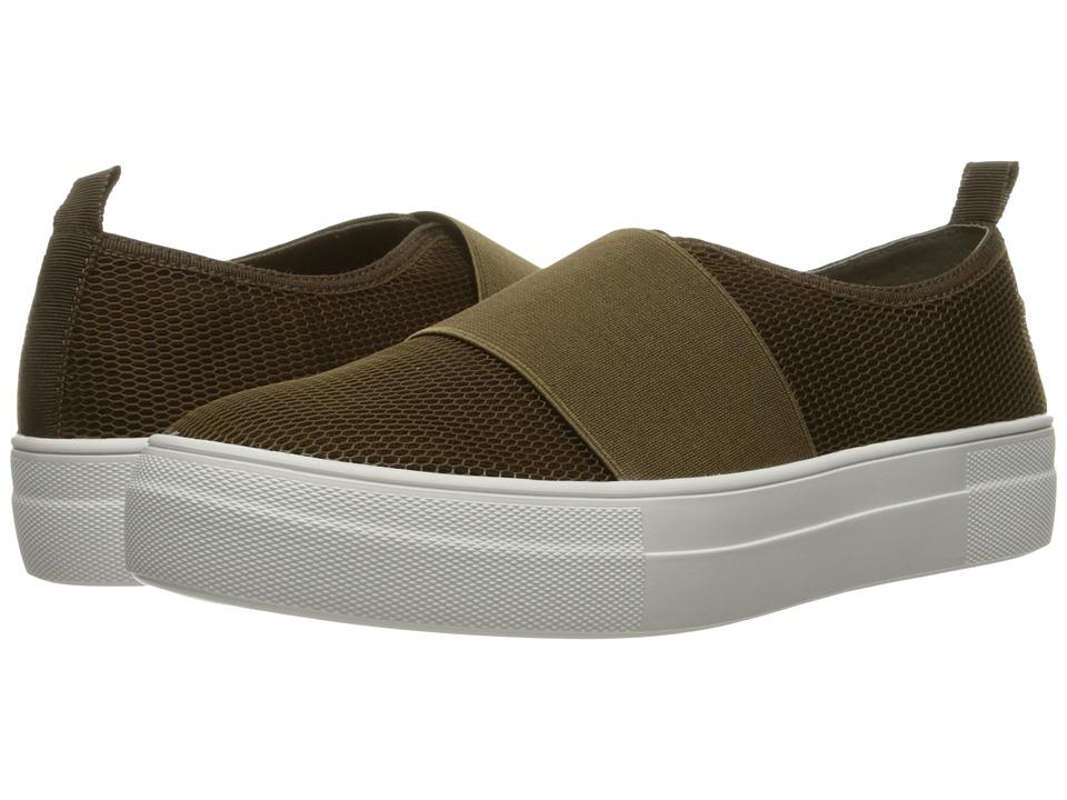 Steve Madden - Glenn-M (Olive) Women's Shoes