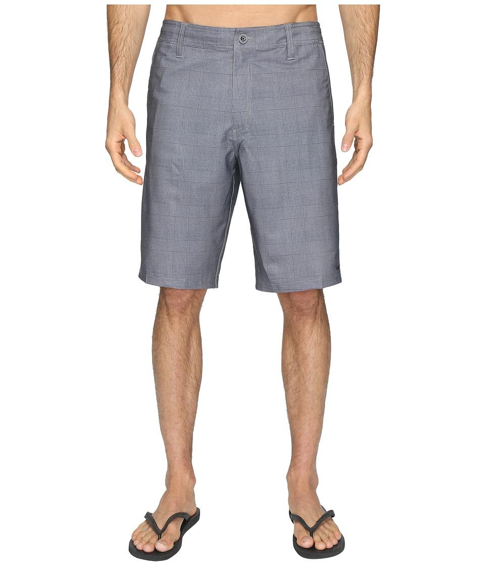 O'Neill - Insider Hybrid Boardshorts (Asphalt) Men's Swimwear