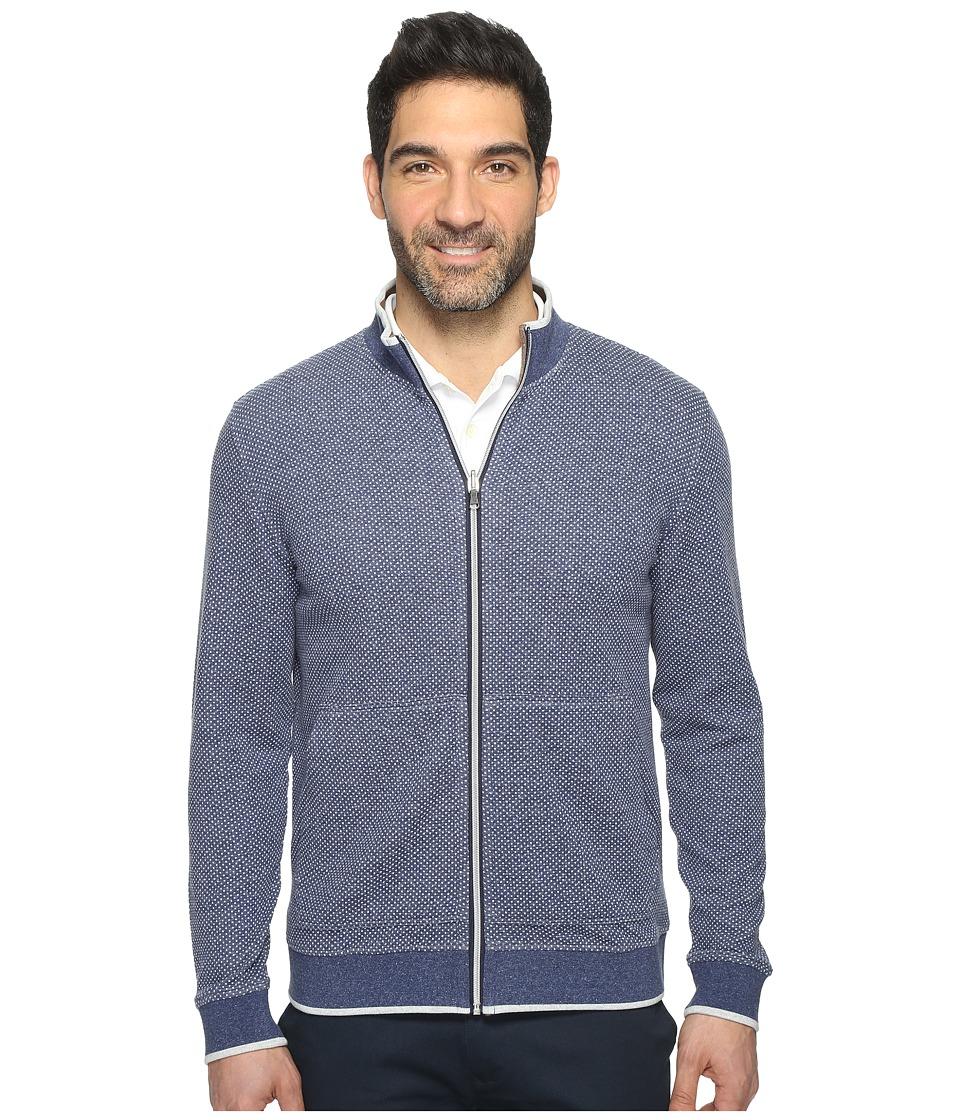 Robert Graham - Jyoti Knit (Navy) Men's Clothing