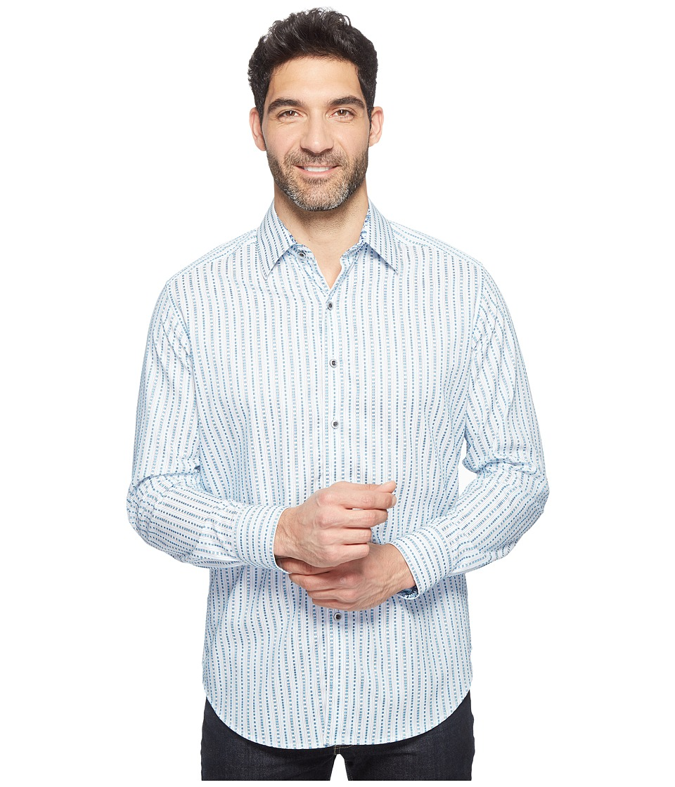 Robert Graham - Vignesh Shirt (White) Men's Clothing