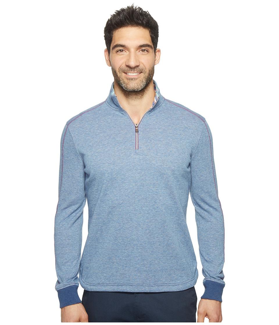 Robert Graham - Abdul Knit (Light Blue) Men's Clothing
