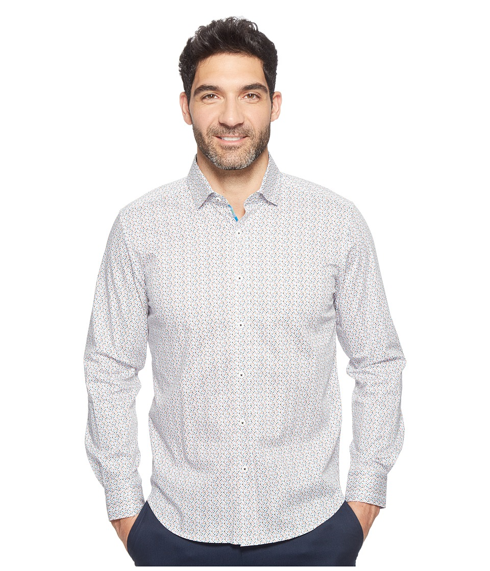 Robert Graham - Modern Americana Phillip Shirt (Blue) Men's Clothing