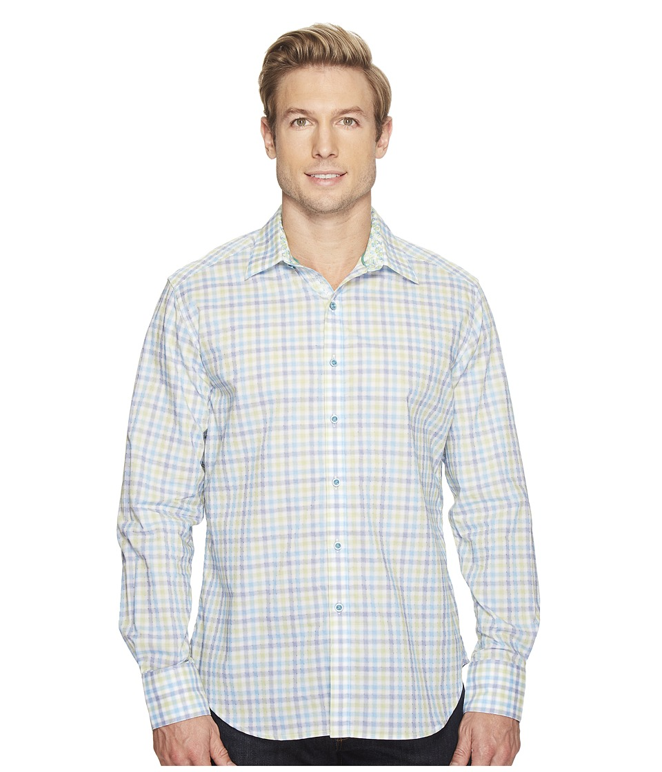 Robert Graham - Rohan Shirt (Blue) Men's Clothing