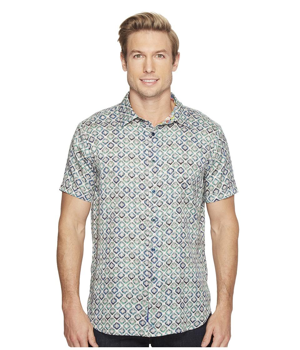 Robert Graham - Cholas Shirt (Blue) Men's Clothing