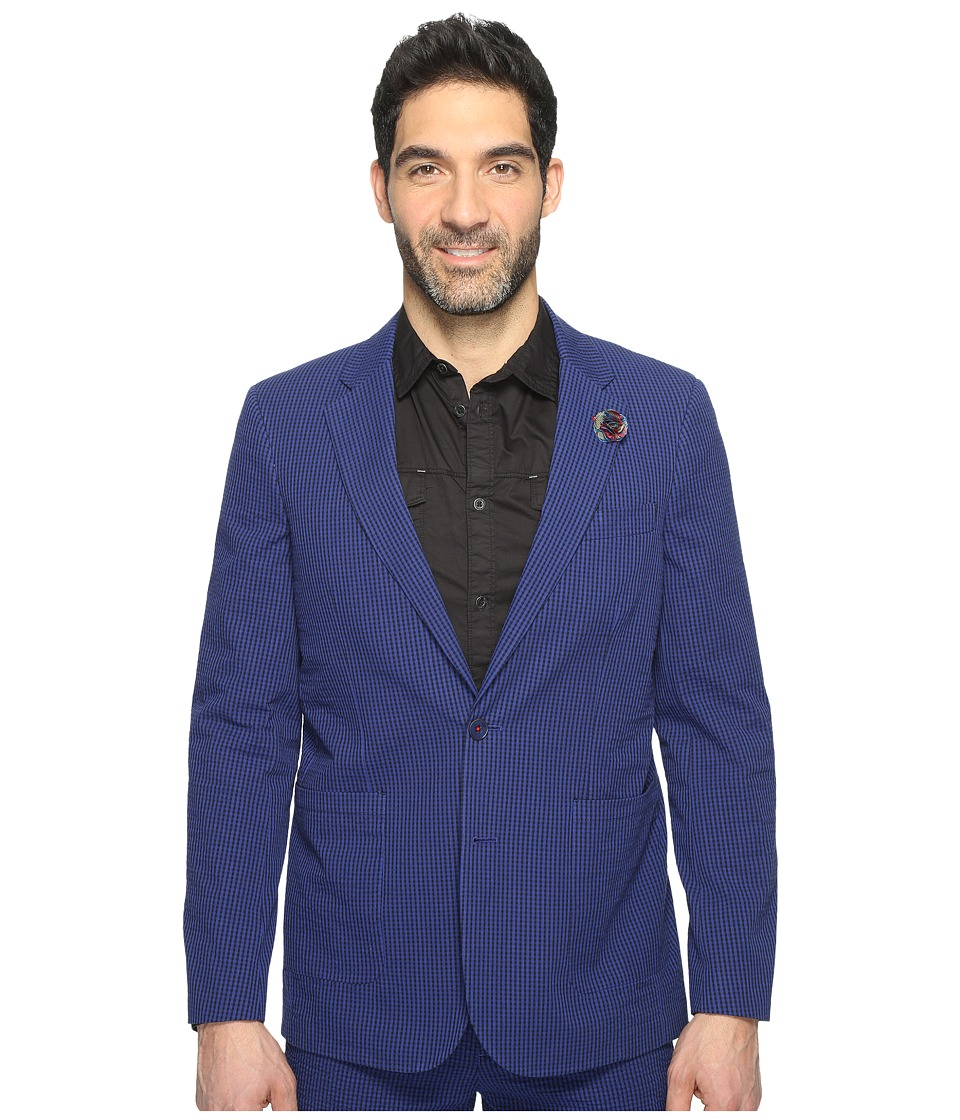 Robert Graham - Barito Jacket (Navy) Men's Coat
