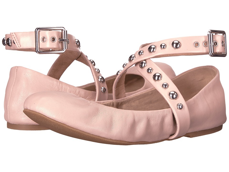 Steve Madden - Mollie (Blush Leather) Women's Shoes