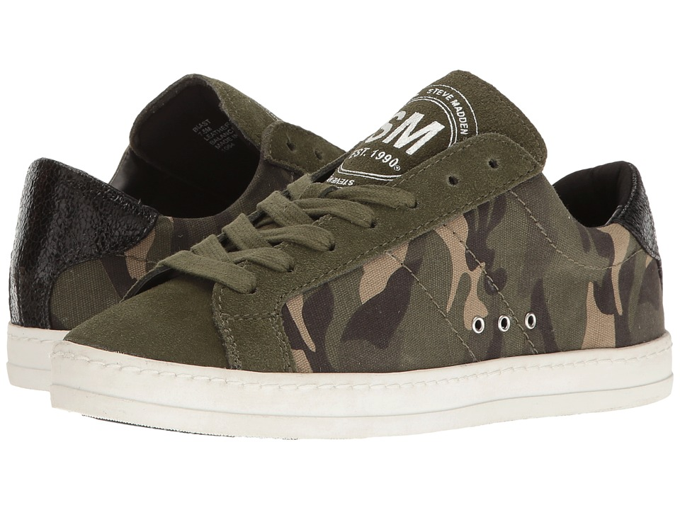 Steve Madden - Blast (Camoflage) Women's Shoes