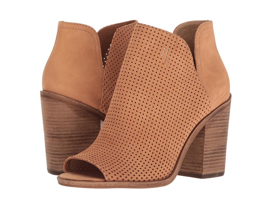 Steve Madden - Tala (Camel Nubuck) Women's Shoes