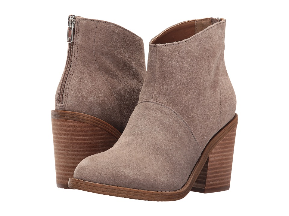 Steve Madden - Shrines (Taupe Suede) Women's Boots