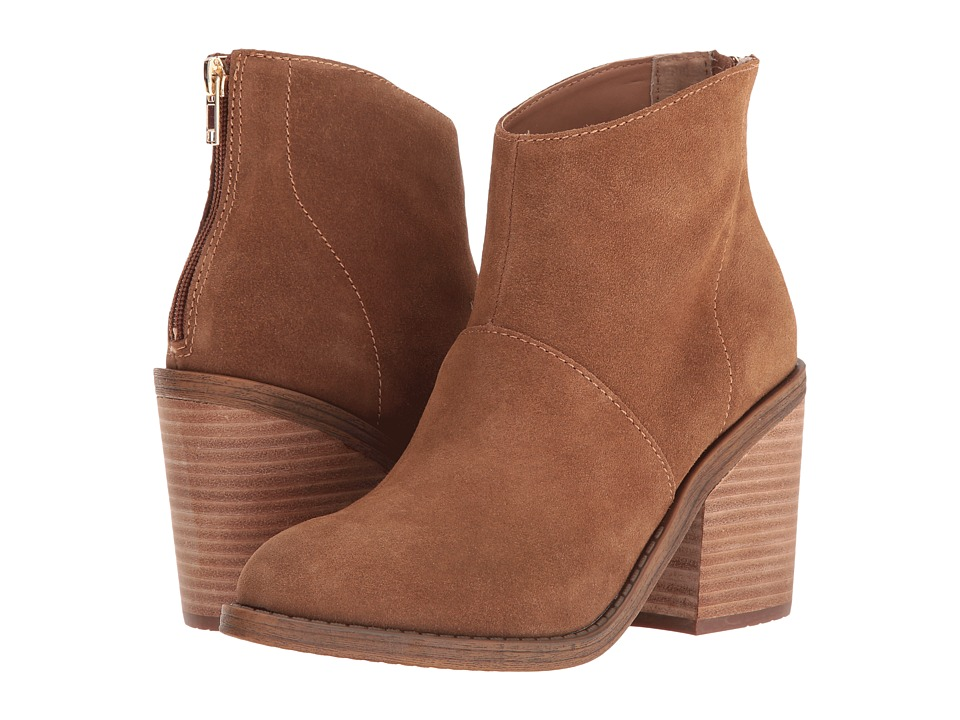 Steve Madden Shrines (Chestnut Suede) Women