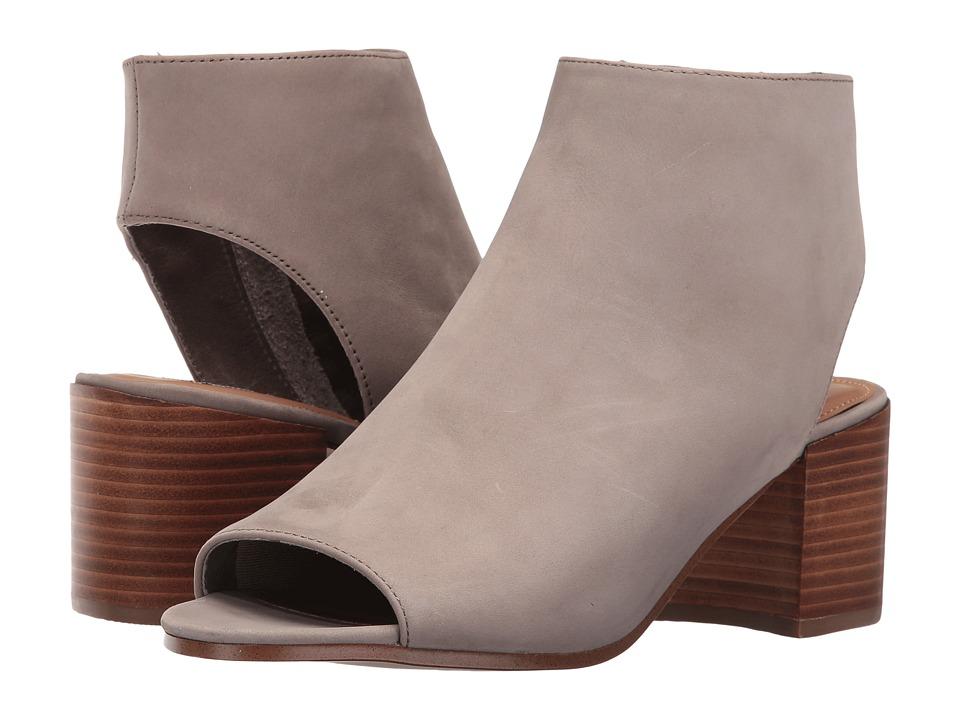Steve Madden - Rico (Grey Nubuck) Women's Shoes