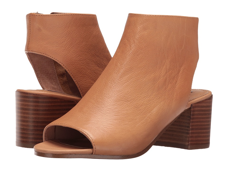Steve Madden - Rico (Camel Leather) Women's Shoes