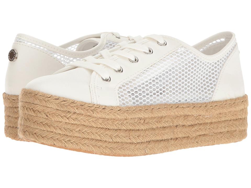 Steve Madden - Mars (White) Women's Shoes