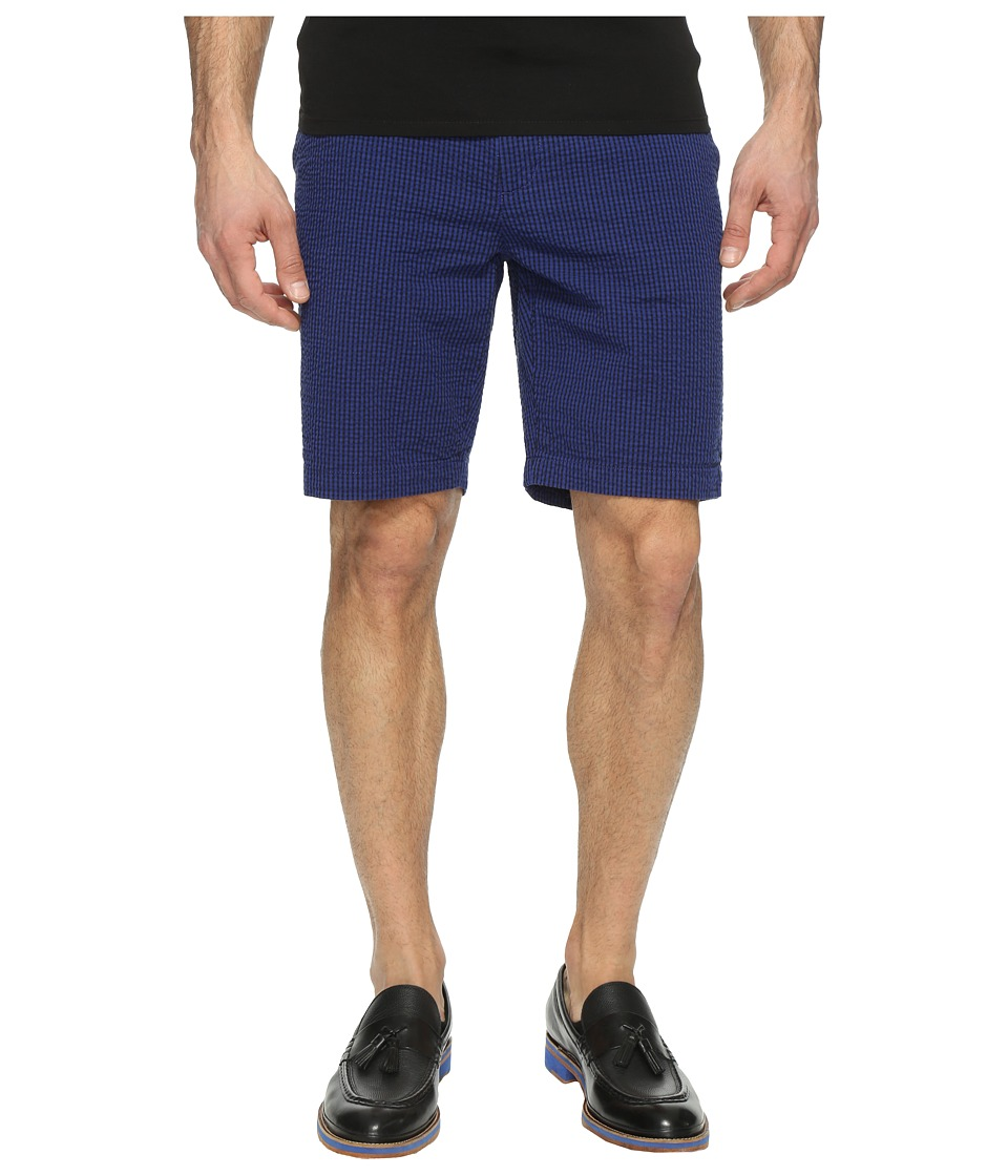Robert Graham - Garry Shorts (Blue) Men's Shorts