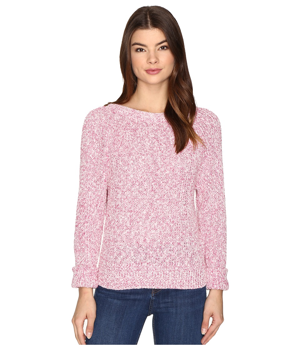 Free People - Electric City Pullover Sweater (Pink) Women's Sweater