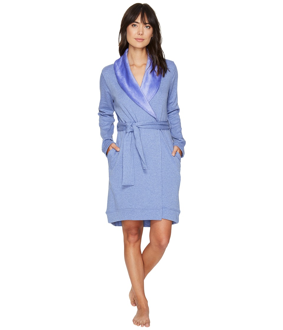 UGG - Blanche Robe (Moonstone Heather) Women's Robe