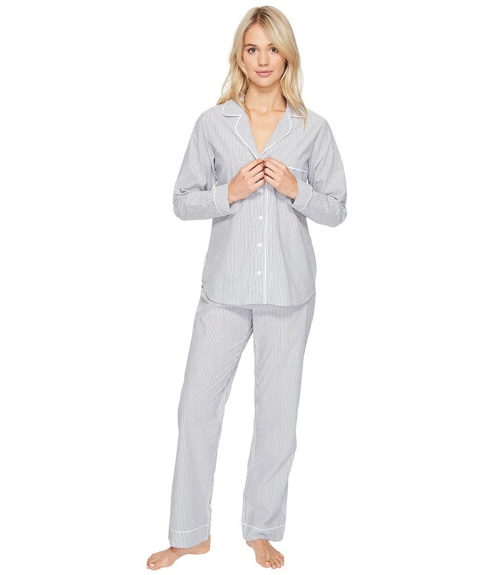 UGG - Raven Stripe PJ Set (Lavender Haze) Women's Pajama Sets