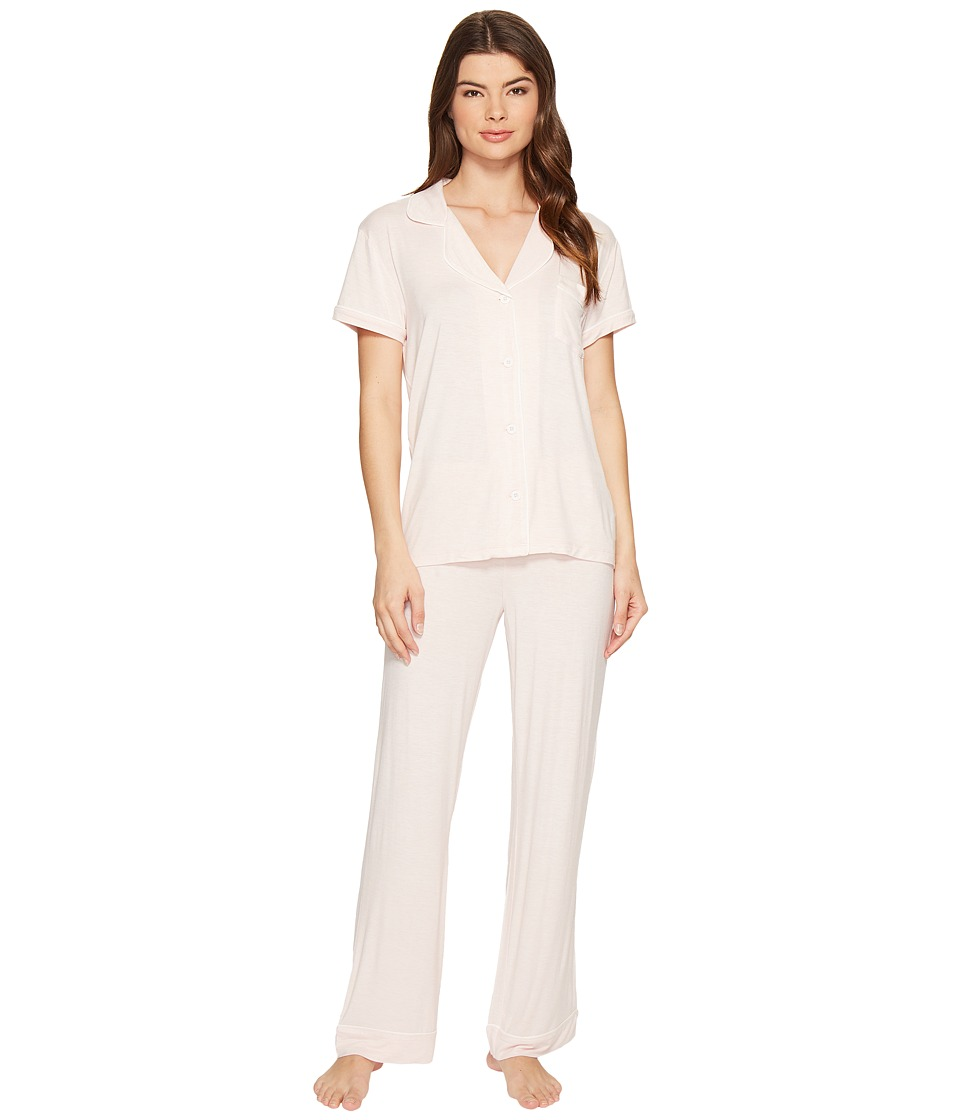 UGG - Reece PJ Set (Petal Heather) Women's Pajama Sets