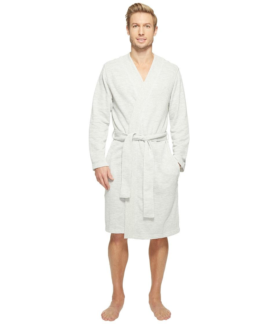 UGG - Kent Robe (Seal Heather) Men's Robe