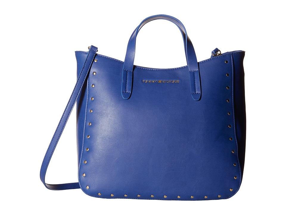 Tommy Hilfiger - Betty Convertible Tote (Cobalt) Tote Handbags
