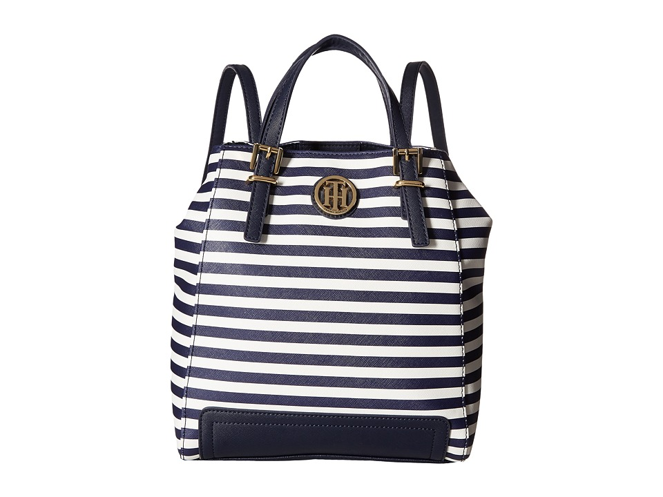 Tommy Hilfiger - Honey Backpack (Navy/Cream) Backpack Bags