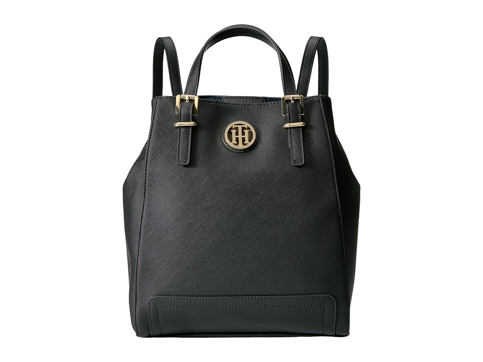 Tommy Hilfiger - Honey Backpack (Black) Backpack Bags