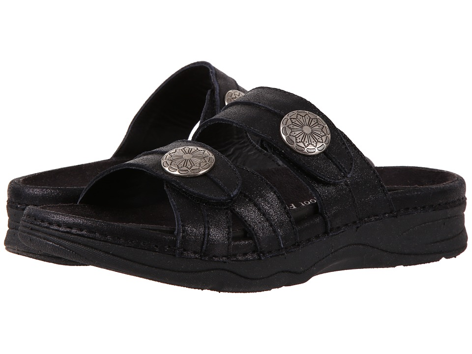 Drew - Ariana Exclusive (Dusty Black) Women's Sandals