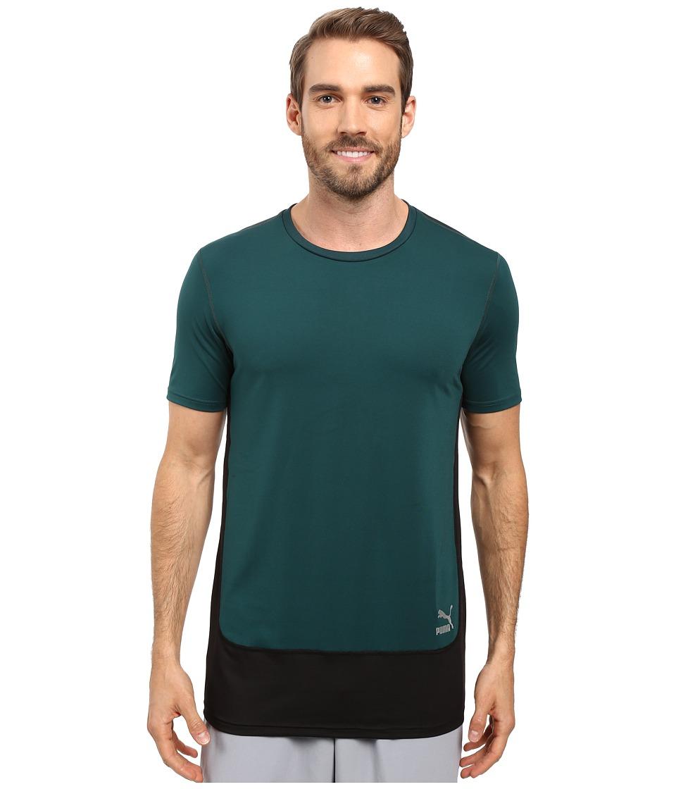 PUMA - Evo Tee (Ponderosa Pine) Men's T Shirt