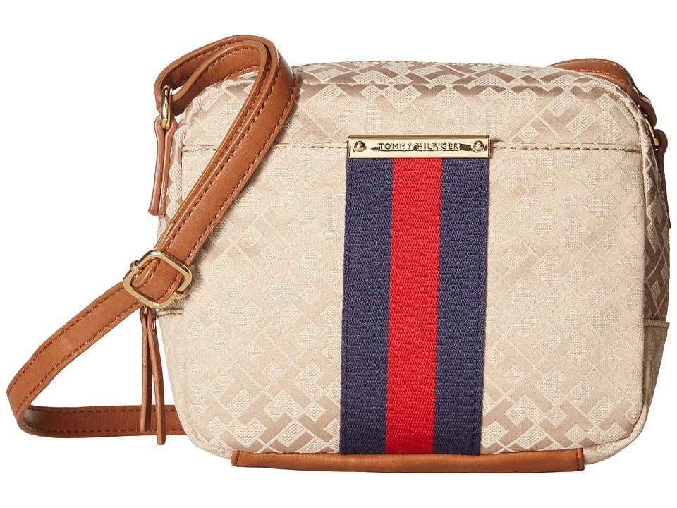 Tommy Hilfiger - Eve II Camera (Khaki/Tonal) Bags