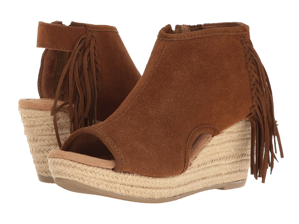 Minnetonka Blaire (Dusty Brown Suede) Women