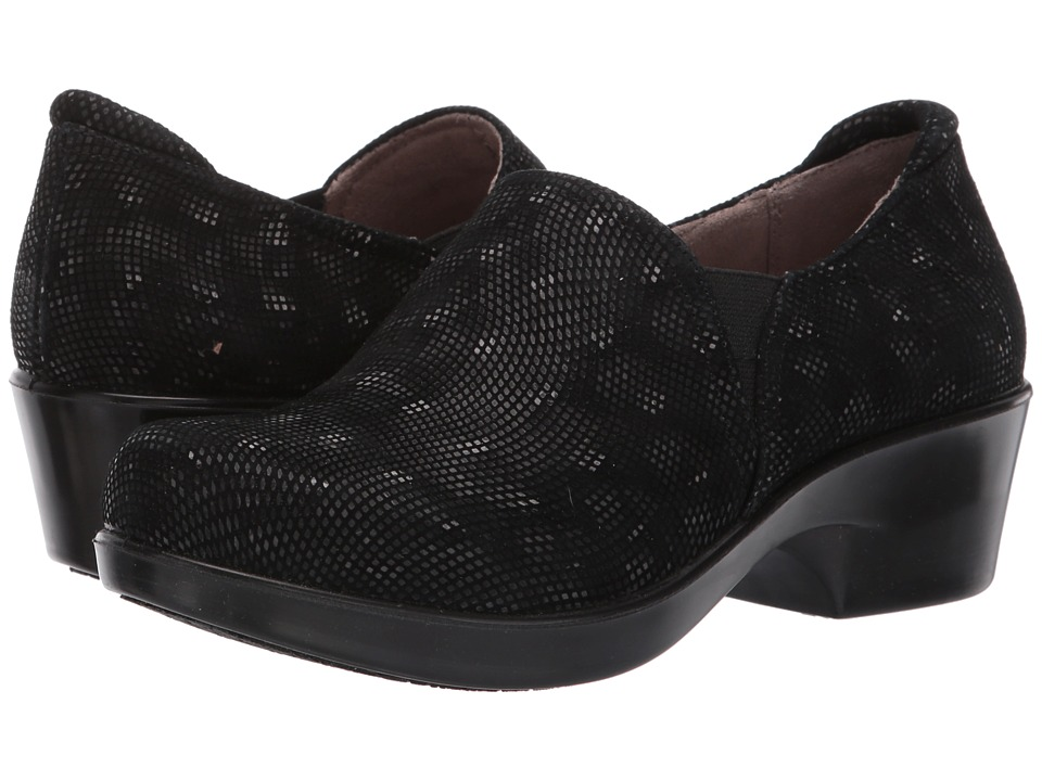 Naturalizer - Freeda (Black 3D Suede) Women's Shoes
