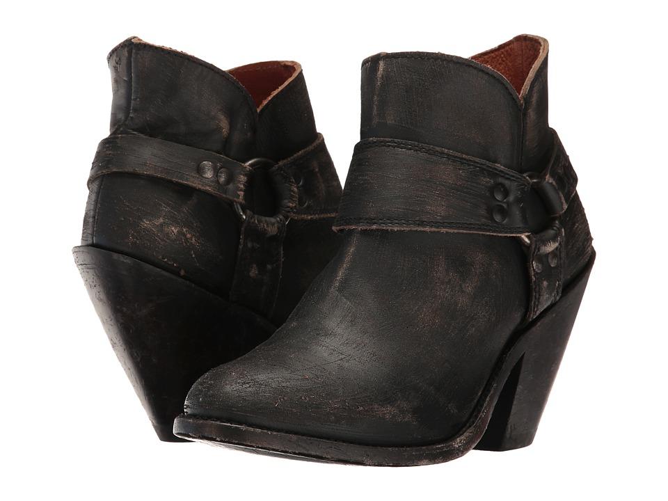 Dan Post Josey (Grey Vintage Distressed Fashion Round) Cowboy Boots
