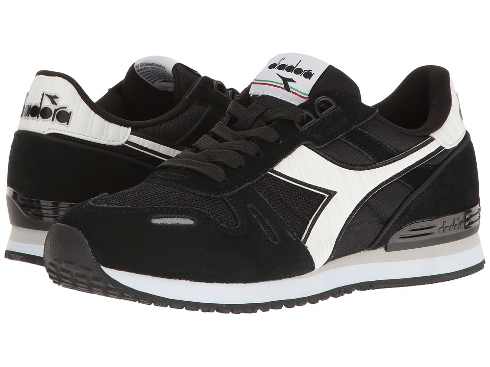 Diadora - Titan II W (Black) Women's Shoes