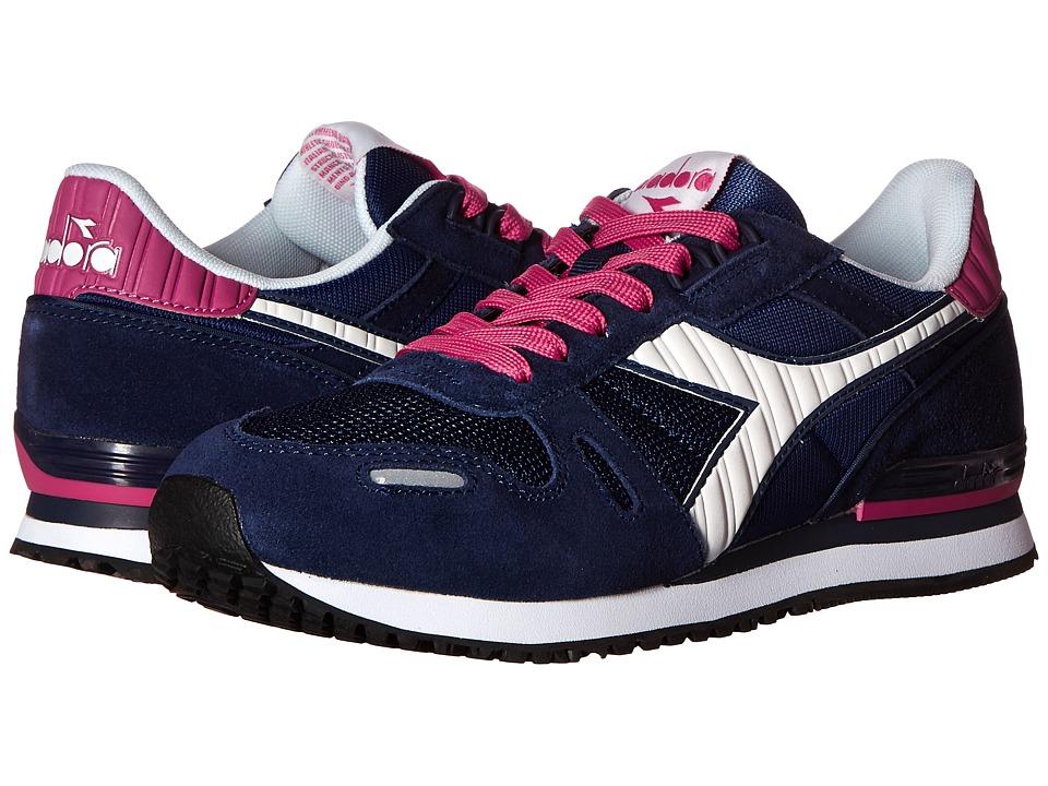 Diadora - Titan II W (Blue Cosmos/White) Women's Shoes