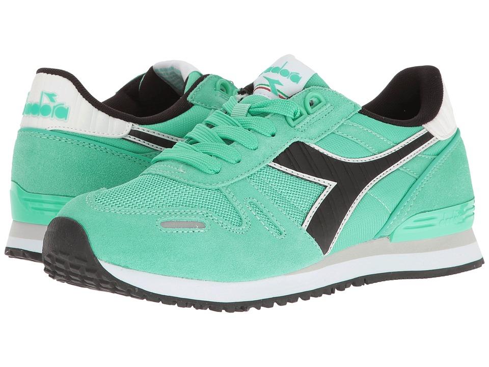Diadora - Titan II W (Green Cockatoo) Women's Shoes