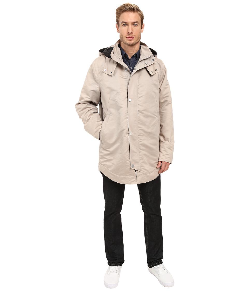 Exley NB - Essential Parka (Light Ash) Men's Coat