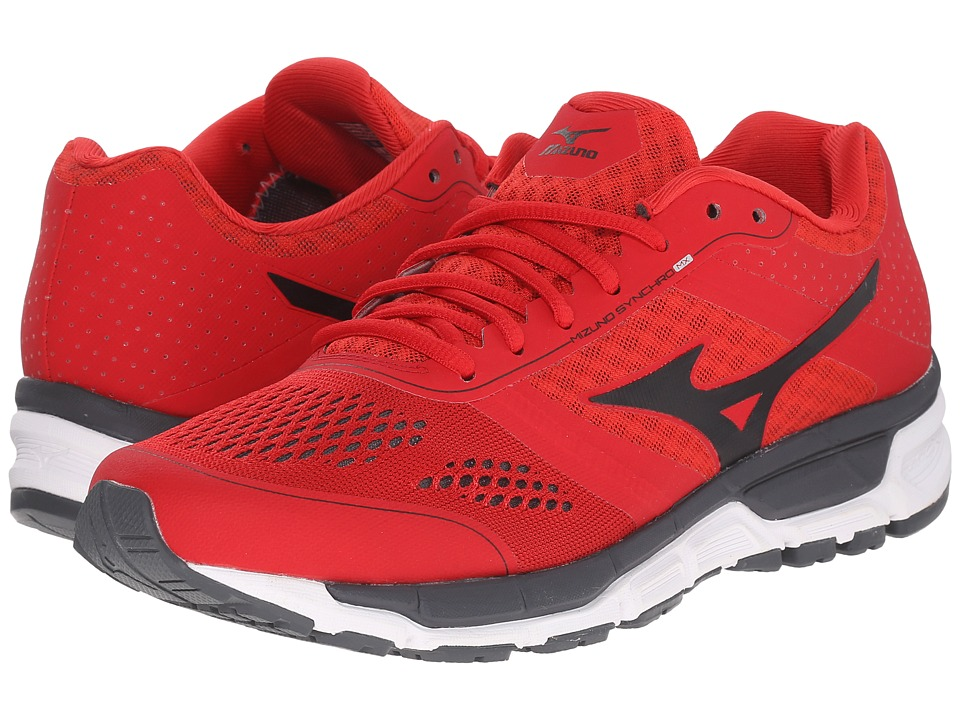 Mizuno - Synchro MX (Chinese Red/Black) Men's Shoes