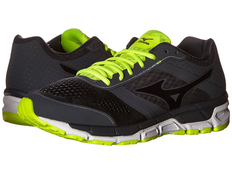 Mizuno - Synchro MX (Dark Shadow/Black) Men's Shoes