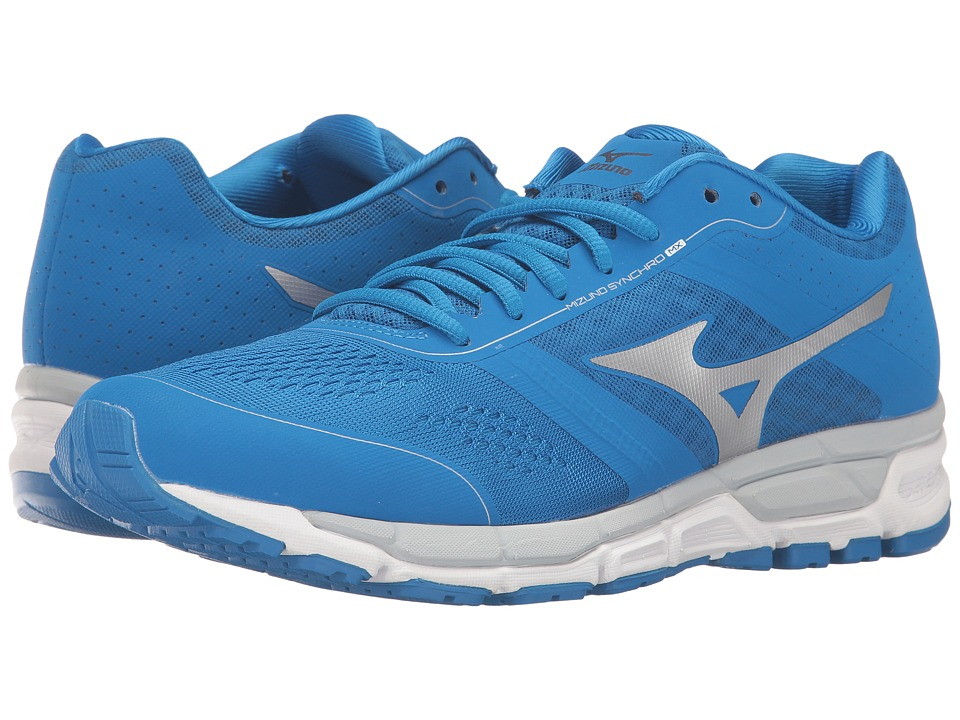 Mizuno - Synchro MX (Directoire Blue/Silver) Men's Shoes