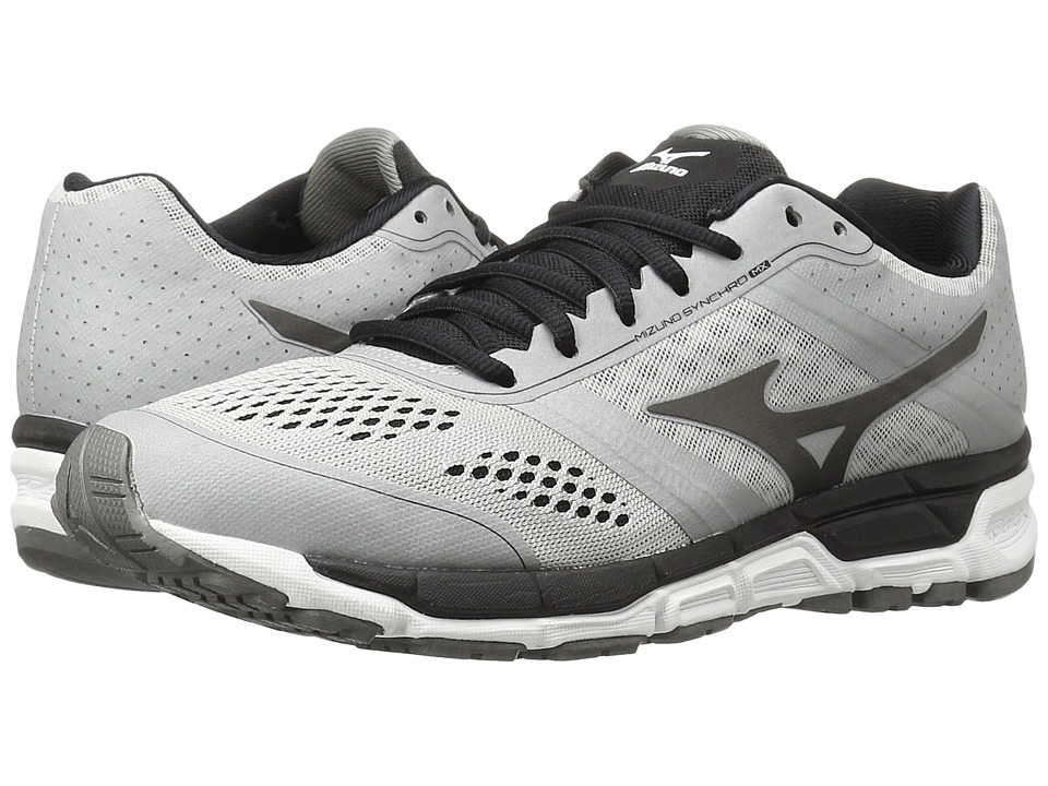 Mizuno - Synchro MX (Silver/Dark Shadow) Men's Shoes